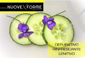 Depurativo rinfrescante lenitivo cetriolo